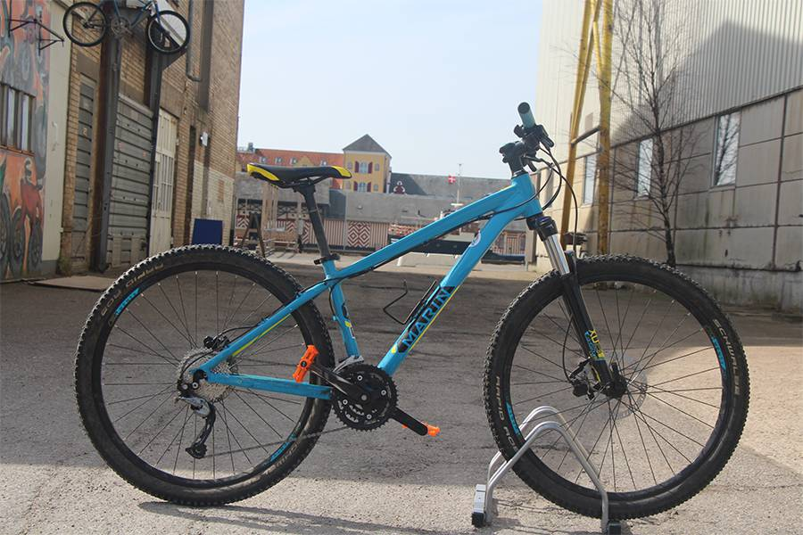 Rent a Mountain bike at Svendborg Bicycle Rentals