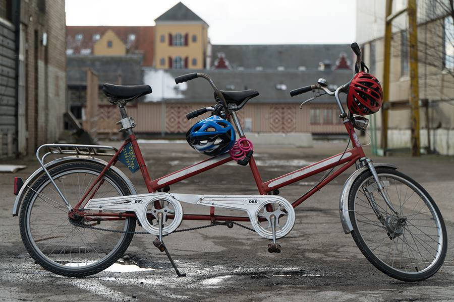 Rent a Tandem at Svendborg Bicycle Rentals